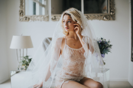 SAVE 25% on this Boudoir Bride Photoshoot!