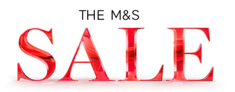 Marks & Spencer SALE NOW ON - up to 50% OFF!