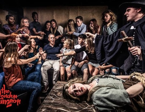 SAVE up to 25% on London Dungeon Tickets!