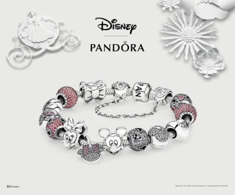 NEW LAUNCH – Pandora Disney Collection!