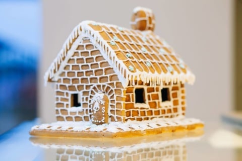 If you are shopping today, get some great deals on theses beautiful Gingerbread kits!