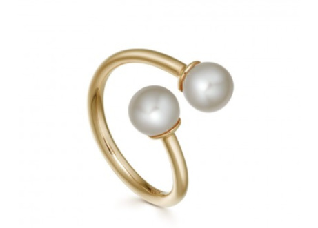 Shop the Pearl Yves Ring - £110.00!