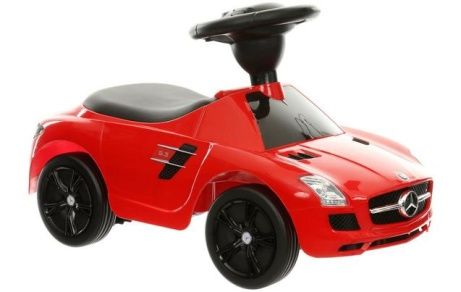 Get 60% OFF this Mercedes SLS Ride On Car!