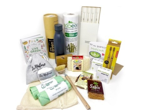 WIN an Eco-Friendly 14 Piece Bundle - Start your journey to a more sustainable lifestyle!
