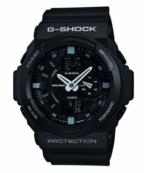 Save up to 50% on branded watches - CASIO G-SHOCK GA-150-1AER WATCH