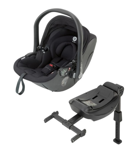 SAVE £100 on Kiddy Evo-Lunafix Group 0+ Car Seat & Base!