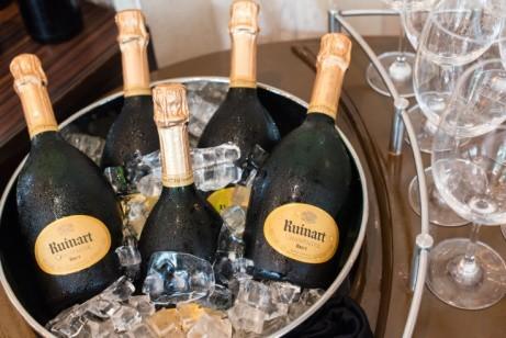 Shop Champagne online today: The R de Ruinart NV bottle for just £52.50!