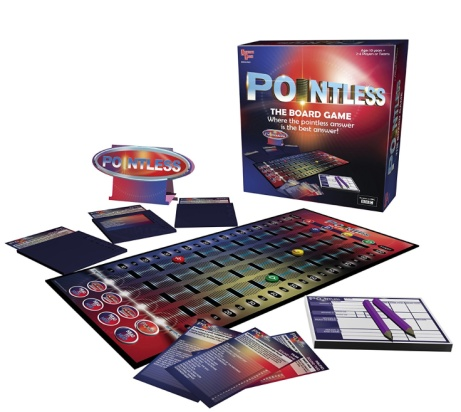 1/2 PRICE - Pointless Board Game!