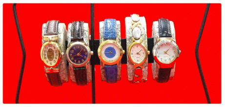 We specialize in Vintage - come and see our selection of watches and jewelry!