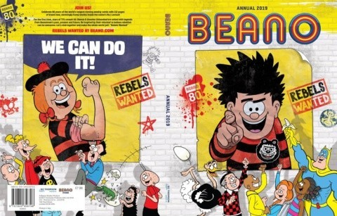 STOCKING FILLERS UNDER £5.00 - Inc. Beano Annual 2019, £3.99!