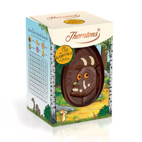 Gruffalo Easter Egg £4.00!