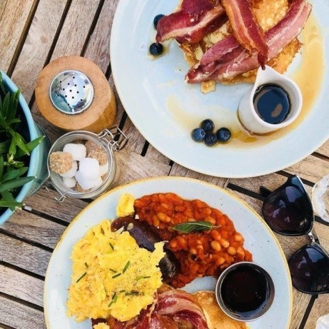 Join us for brunch today!