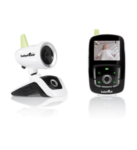Save 29% Off the Babymoov Visio Care III Video Baby Monitor