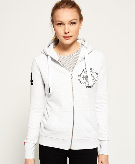 Up to 50% OFF - Track & Field Zip Hoodie: Save £18.15!