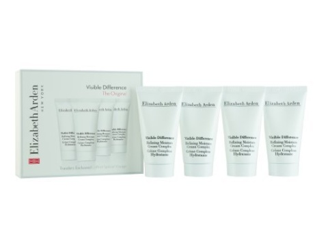 SAVE 76% on Visible Difference by Elizabeth Arden Travel Exclusive Refining Moisture Cream Complex!