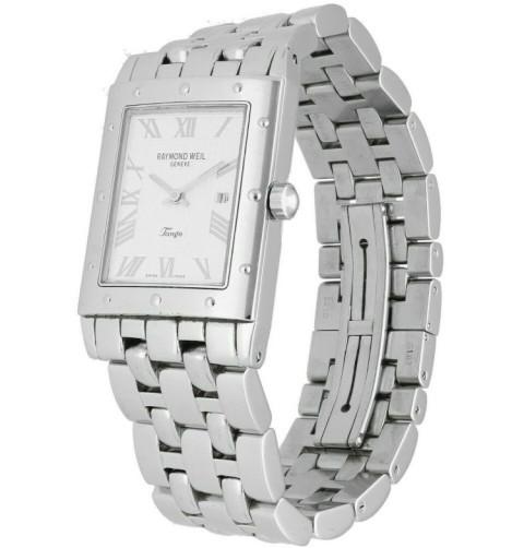 Raymond Weil Tango -5380- Stainless Steel Quartz Watch – Great Condition: £349.00!
