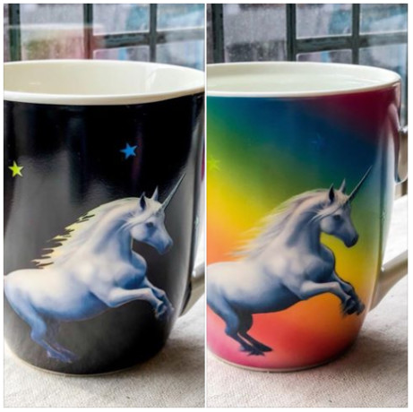 Have you seen our NEW IN Colour Changing Unicorn Mugs?!