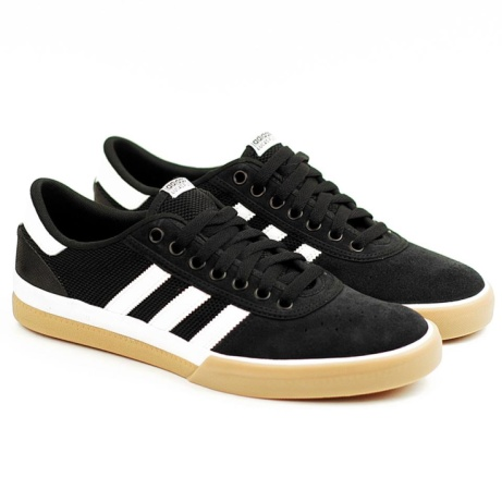 NEW IN - adidas Skateboarding Lucas Puig Black/White/Gum!