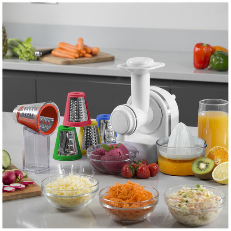 SAVE £40 on this Elgento 3 In 1 Juicer/Shredder and Ice Cream Maker!