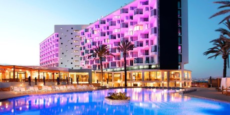 5-star Hard Rock Ibiza beach break Including Flights for £299 per person