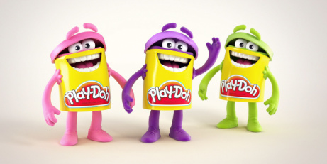 Play-Doh Range from £1.00 - SAVE UP TO 70%!