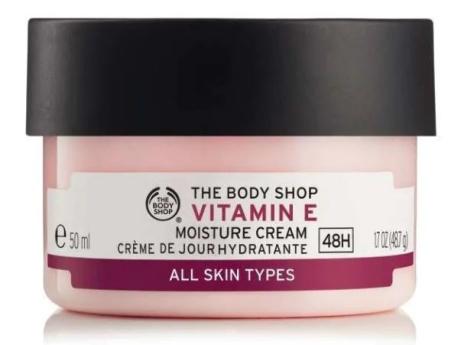 SAVE 25% OFF Vitamin E Moisture Cream 50ml!