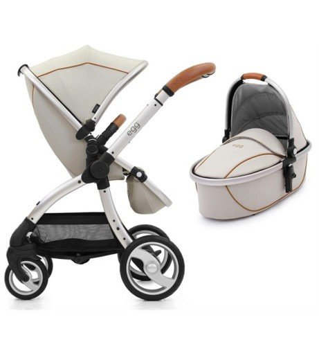 Hurry, Only 1 Left: Egg Pram & Carrycot - Prosecco (Prosecco Frame) £968.00!