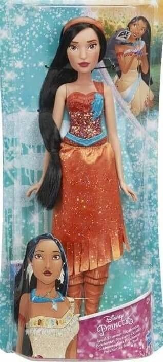 Disney princess shimmer