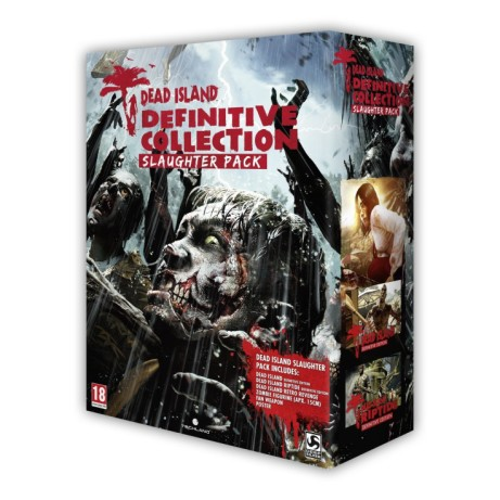 XBox One + PS4 - Dead Island Slaughter Pack - NOW ONLY £19.99
