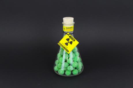 Radioactive Apple Sours Flask - £11.95!