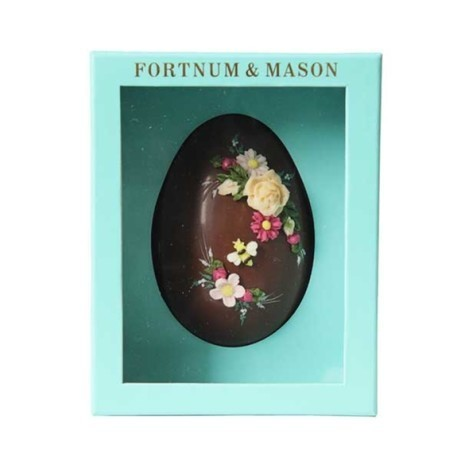 Gorgeously Hand Decorated Milk Chocolate Egg £39.95!