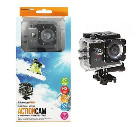 WIN - Adventure Pro HD 1080p Action Sports Cam