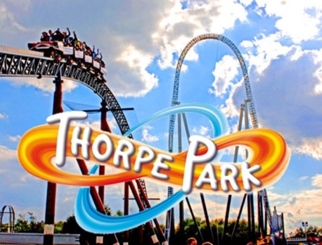 2-day THORPE PARK entry & hotel stay for 2 from £52.50! SAVE 25%