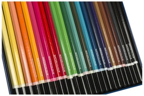 WHSmith Colouring Pencils (Pack of 24) - £4.99!