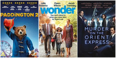 2 for £20 - NEW RELEASE DVDs!