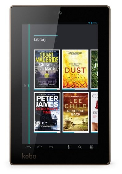 SAVE OVER 40% on this Kobo Arc 7 Black 8GB Tablet!
