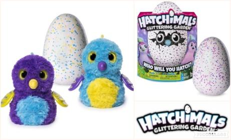 Shop the Super Summer Sale - Hatchimals Glittering Garden Draggle: SAVE £14.99!