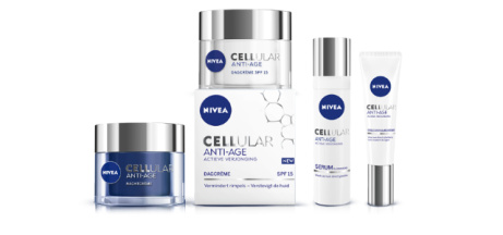 2 for £16 on selected Nivea Cellular face products - SAVE up to 50%!