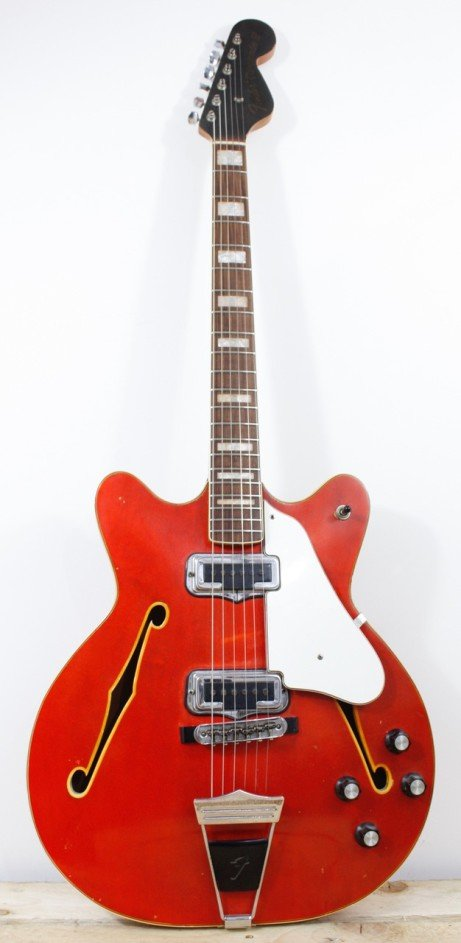 This 1967 Fender Coronado II is only £1,480