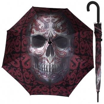 Anne Stokes Oriental Skull Umbrella only £22.99