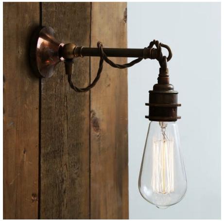 Shop the Rehau Industrial Wall Light: £117.50!