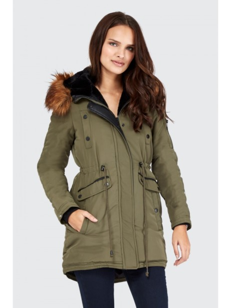 Get this TECH PARKA for only £19.99!