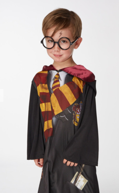 Save £3.75 on this Kids Black Harry Potter Costume