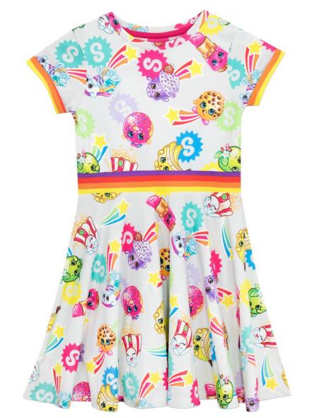 SAVE 67% on this Girls Shopkins Dress!