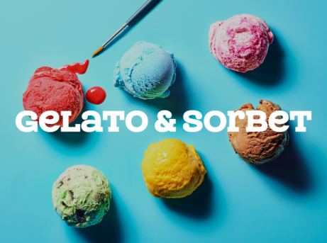 Check out our menu for our Gelato & Sorbet!