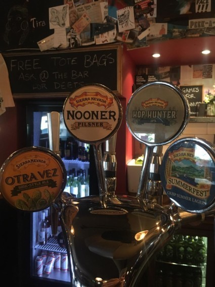 fresh on today are Nooner and Otra Vez. Come in and check them out!