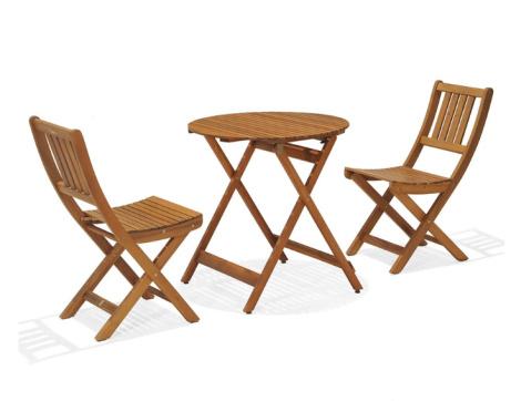 Get 50% OFF this 2-Seater Garden Bistro Set!
