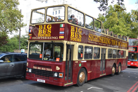 10% OFF - Big Bus London Sightseeing