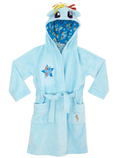 SAVE OVER 60% on this My Little Pony Dressing Gown