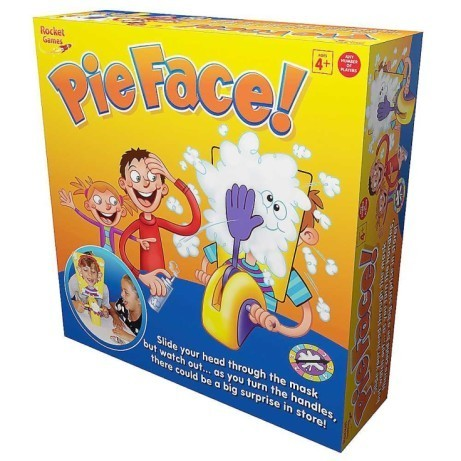 Pie Face! Board Game - JUST £19.99!